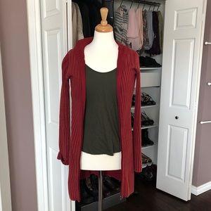 Dex - Long cardigan